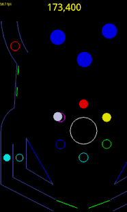 Vector Pinball - screenshot thumbnail