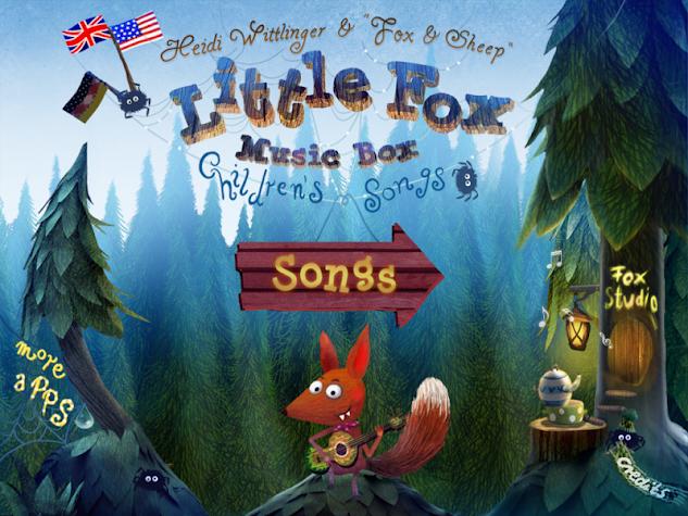 Little Fox Music Box Screenshot
