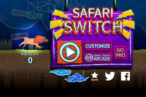 Safari Switch