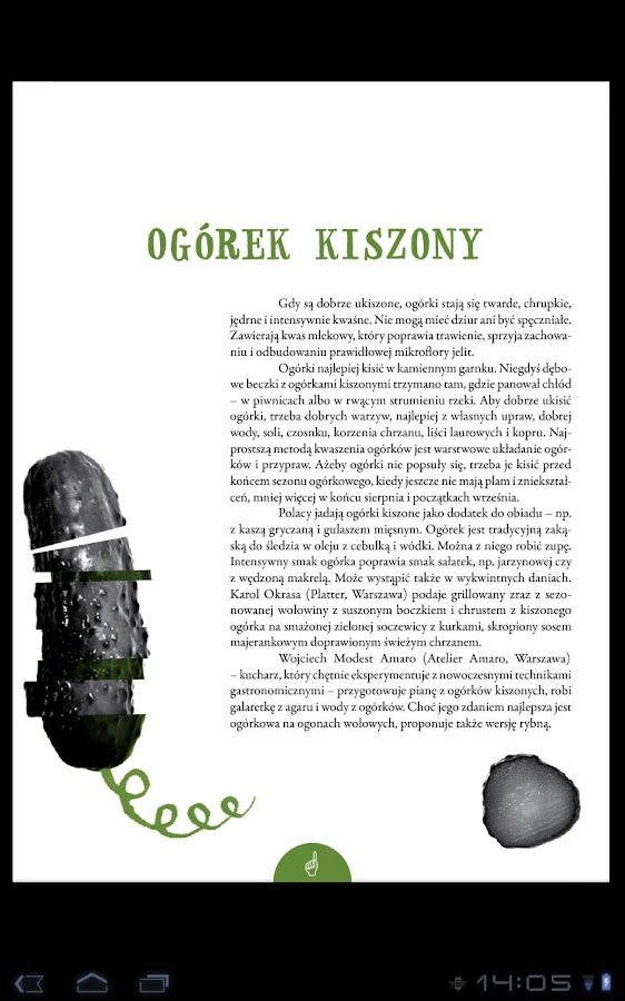 Cuisine PL - wersja polska- screenshot