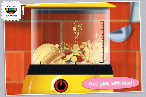 Toca Kitchen  screenshots 2