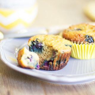 Gluten-Free Paleo Blueberry Muffins
