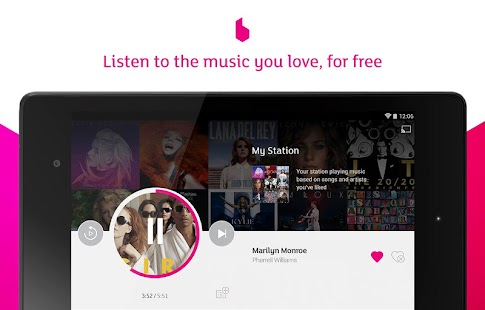 blinkbox Music Screenshot 11