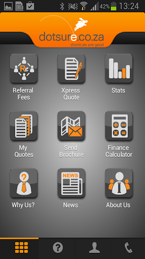 dotsure.co.za business partner