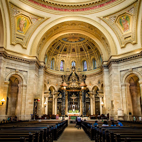 St Paul Cathedral by Sarthak Bisaria - Buildings & Architecture Places of Worship ( minneapolis, st paul, cathedral )