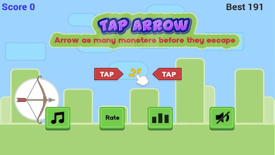 Tap Arrow