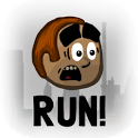 Yikes! Zombies! Run! icon