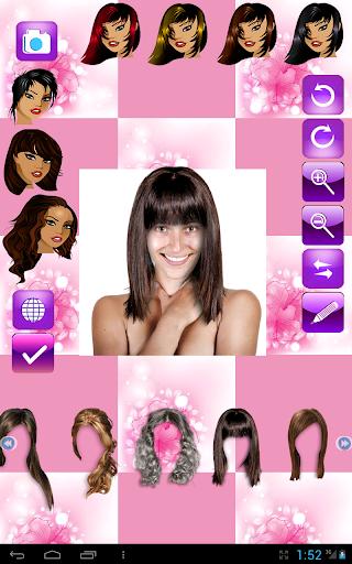 免費下載生活APP|智能髮型 , Hair Styler Full app開箱文|APP開箱王