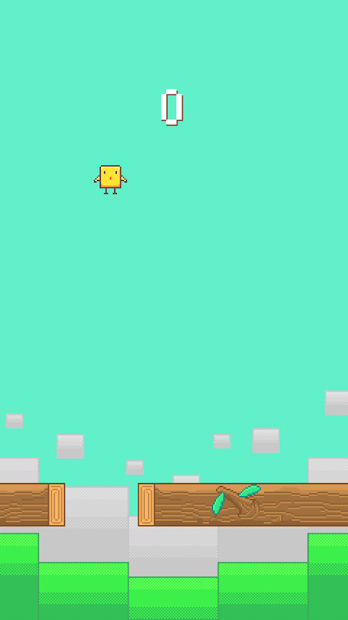 Tiny Bird- screenshot