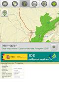 Screenshot of Naturaleza MAGRAMA