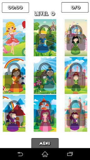 Jazmin Princess Girls Puzzle