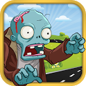 Zombie Hunt Racing icon