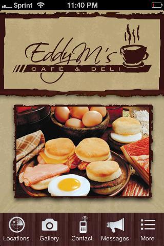 Eddy M's Cafe Deli