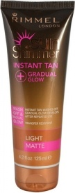Sunshimmer Instant Matte Tan - 125ml