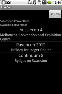 LiveCon- screenshot thumbnail