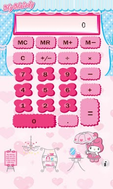 Sanrio Friends Calculatorのおすすめ画像1