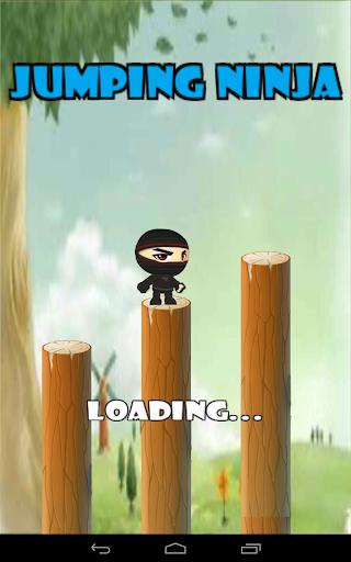 Ronin Ninja Jump