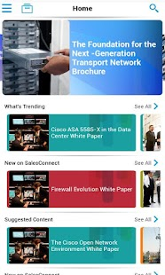 Cisco SalesConnect - screenshot thumbnail