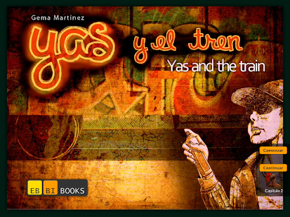 Read in Spanish: Yas y el tren- screenshot thumbnail