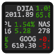 Stock Ticker Pro icon