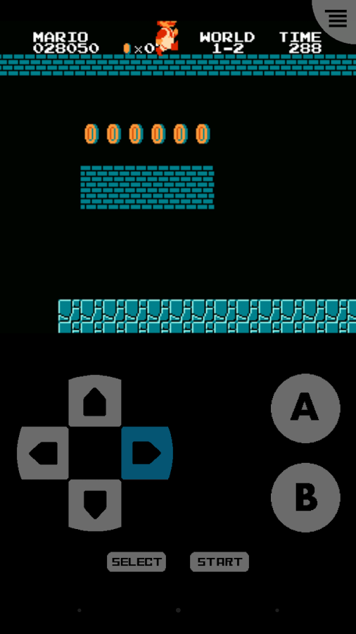 John NES - NES Emulator - screenshot