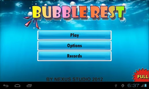 Bubble Rest - Take a Pause- screenshot thumbnail