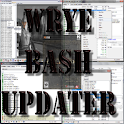 Wrye Bash Updater logo