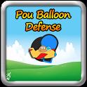 Pou Balloon Defense icon