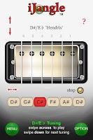 Screenshot of Guitar tuner (FREE)