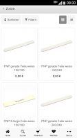 Screenshot of Profi Nail Products GmbH