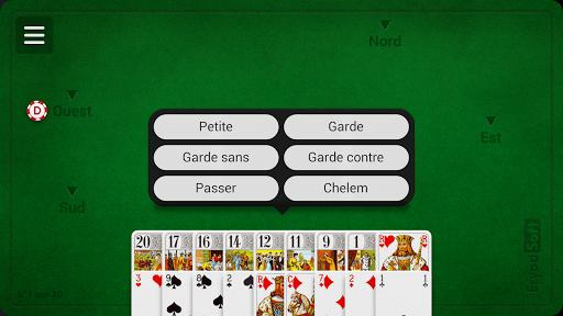 Tarot (à 3, 4 ou 5)  captures d'écran 4