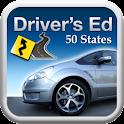 Drivers Ed DMV Permit Test Pro logo
