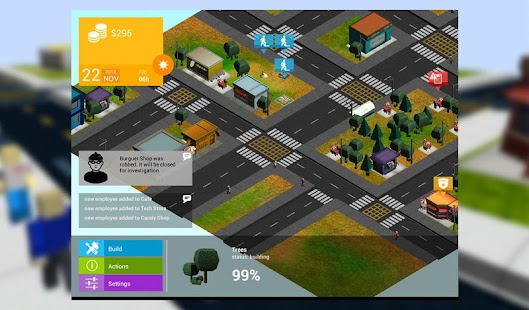 Commanager HD - Cities- screenshot thumbnail