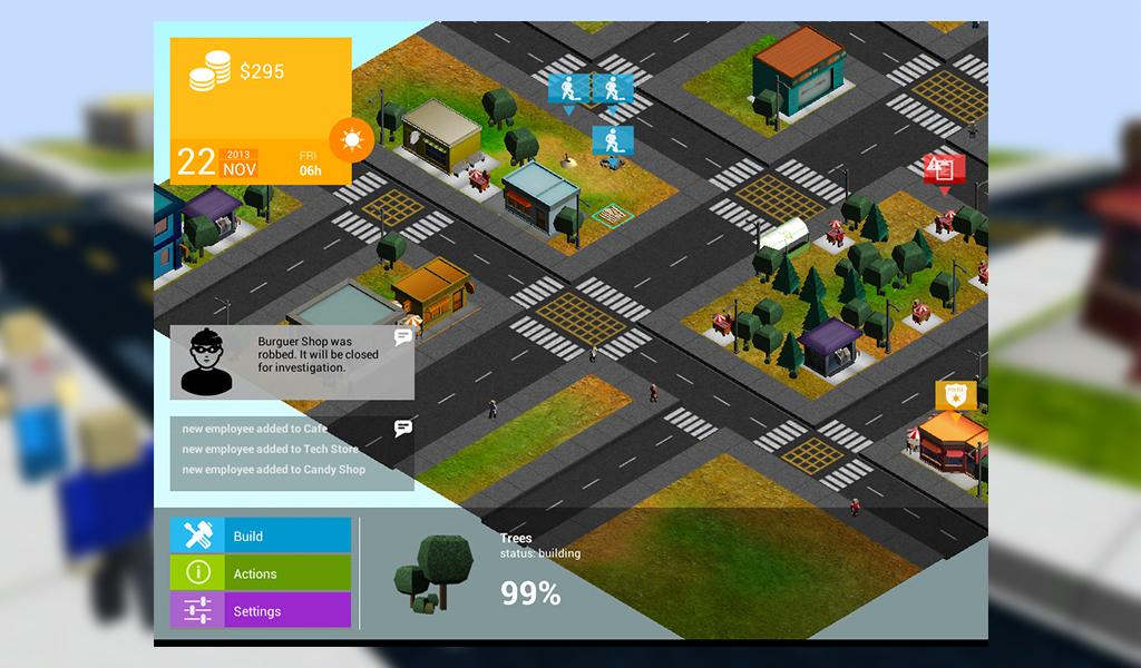 Commanager HD - Cities- screenshot