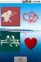 Screenshot of Animated Widgets - Valentines