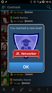 Contrack - Personal Networking- screenshot thumbnail