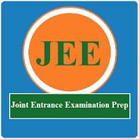 Screenshot of JEE Exam Preparation App