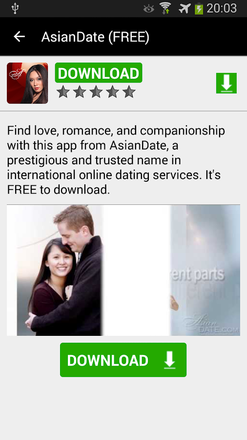 Watch free online dating service