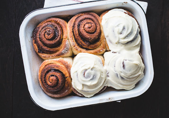 Something sweet for your holiday breakfast.