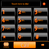 Halloween Go Contacts Theme