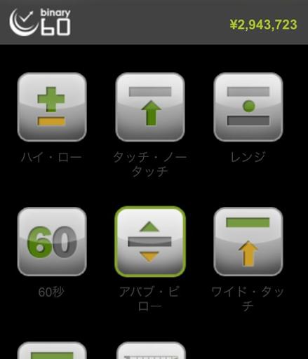 Binary60(500円から投資可能な簡単副業・外為FX)