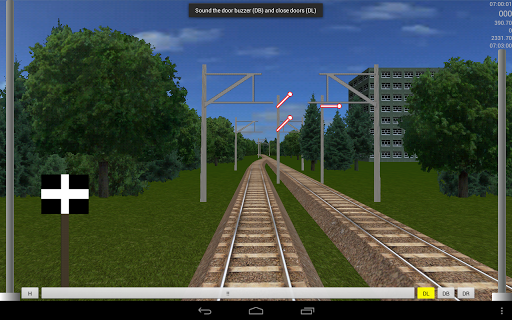 Train Driver - Train Simulator  screenshots 9