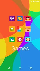 Goolors Square - icon pack screenshot 20