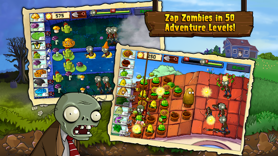 Plants vs. Zombies FREE MOD Apk 2.9.06 (Unlimited Coins/Sun) 2