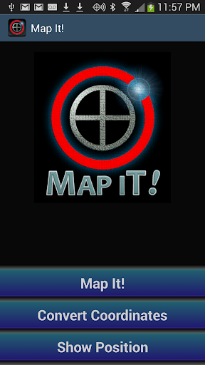 Map It Address Coordinates