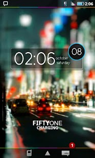 mClock Screenshot