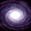 Spiral Galaxy Music Visualizer
