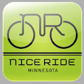 Nice Ride MN Map logo