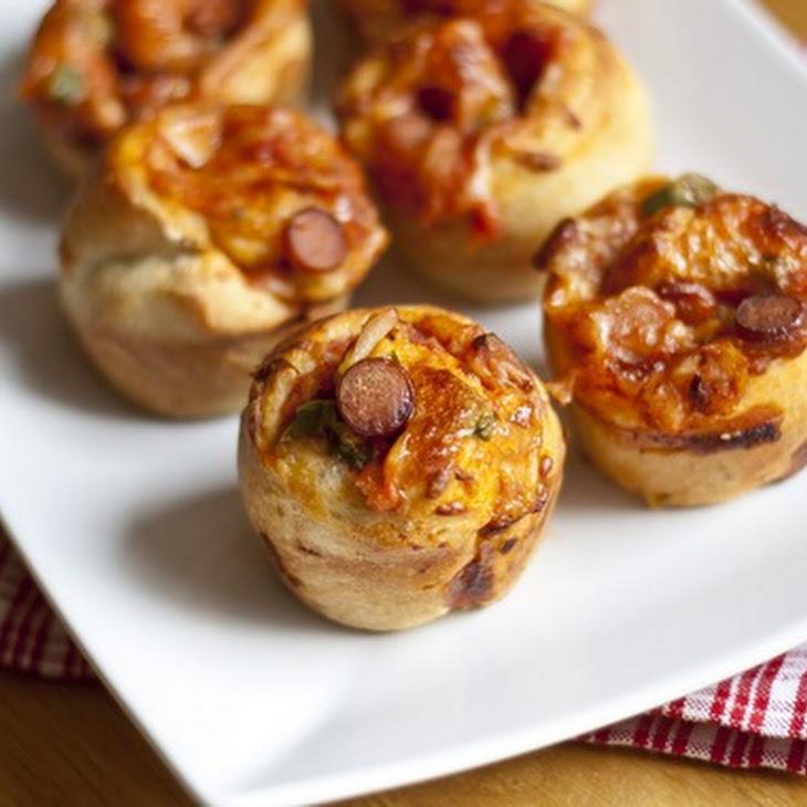 Easy Pizza Muffins Recipe