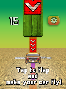Floppy Cars 3D apk screenshot